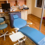 dental office at Affiliated Pediatric Dentistry of NEPA