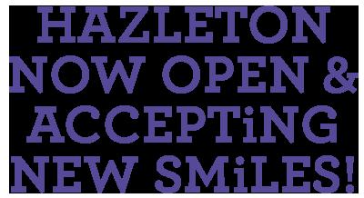 pediatric dentist in hazleton